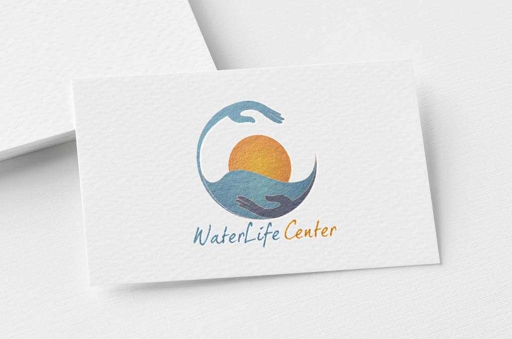 Water-life center logo