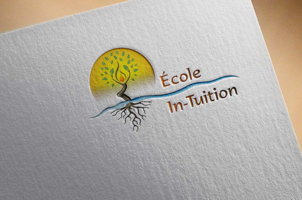 Graphic design - logo école in-tuition