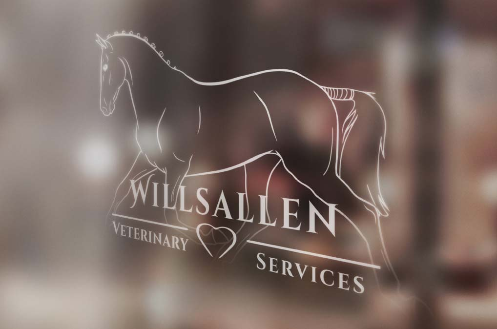 Logo Willsallen veterinary